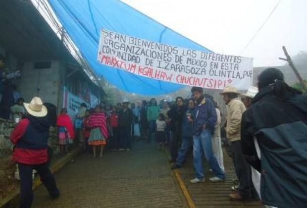 Ignacio Zaragoza: un año de lucha y resistencia totonaca