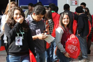 Vive la Ibero 2015: por un país de jóvenes capaces, conscientes y comprometidos