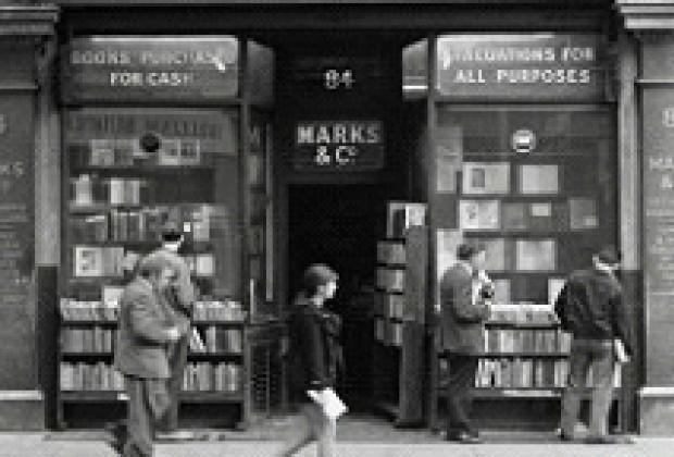 Una Librería en Inglaterra