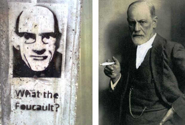 Foucault y Freud: la filosofía es imposible al margen de la historia