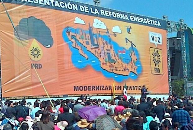 Cárdenas: modernizar sin privatizar