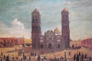 Ocho días en Puebla, 1849
