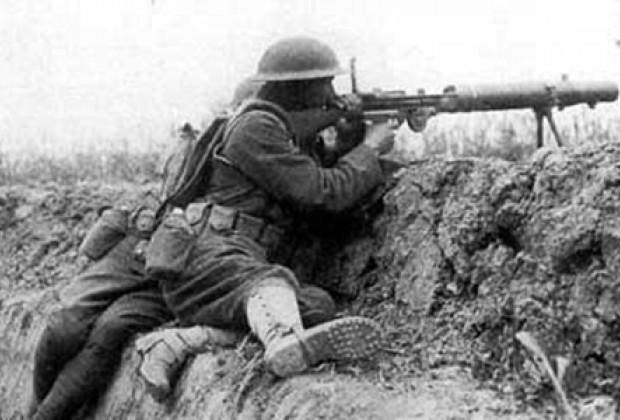 Para entender el siglo XX: un soldado de la gran guerra