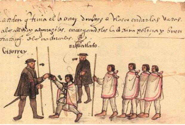 De cómo y por quién se fundó la ciudad de los Ángeles y de sus calidades