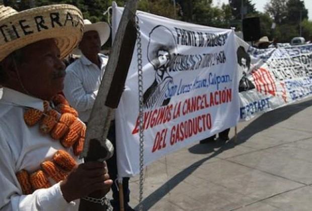 Gasoducto Morelos: el gobierno de Puebla da un golpe de fuerza