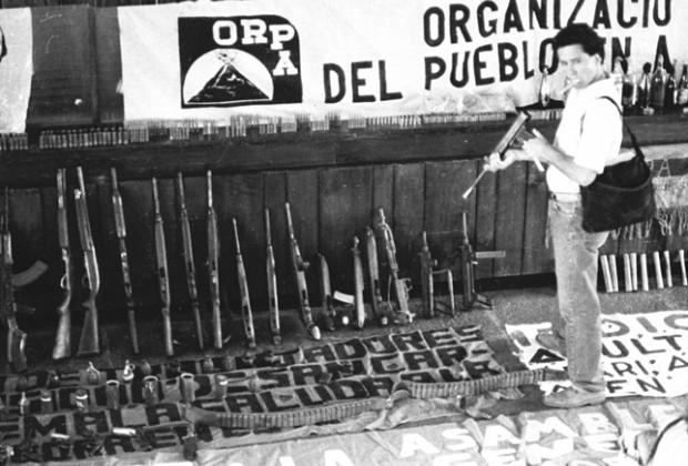 Las ciencias sociales y la realidad histórica de Guatemala