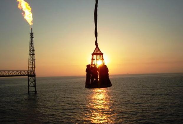 Día del trabajo, petróleo pasado (cretácico) futuro.