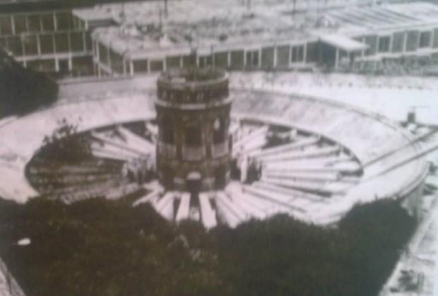 EL PALACIO NEGRO DE LECUMBERRI