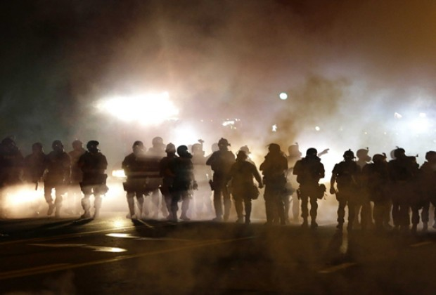 ¿Esto es EE UU?: Lo que presencié en Ferguson fue espantoso