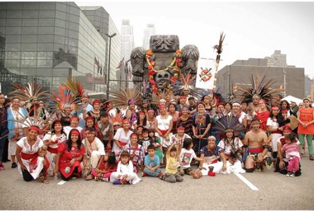 Mother Tongues: ahora el nuevo Teotihuacán está en Nueva York