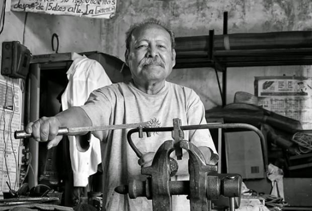 Trabajar con dignidad: retratos de Oaxaca