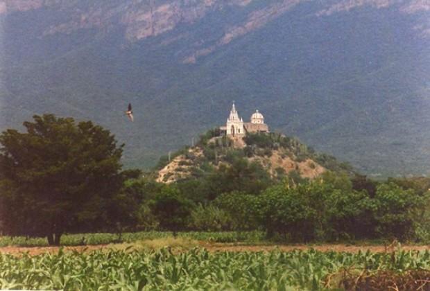 El famoso cerro del Murciélago