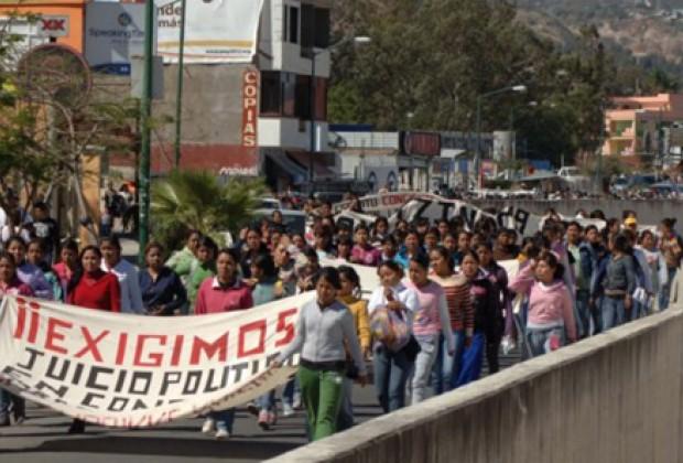 Tlatlaya y Ayotzinapa: imaginar un pacto nacional por la paz