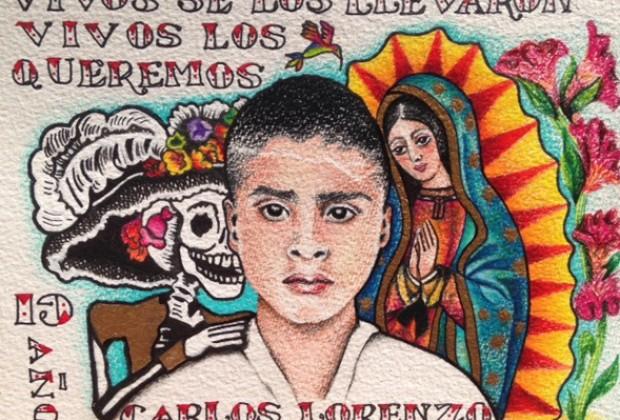 """Ayotzinapa: Memoria y olvido: """"El frijol"""", Carlos Lorenzo Hernández Muñoz"""