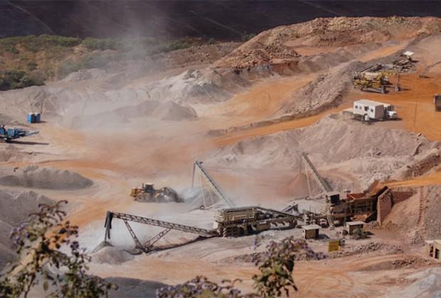 Daños a la salud por minería a cielo abierto de la canadiense GoldCorp