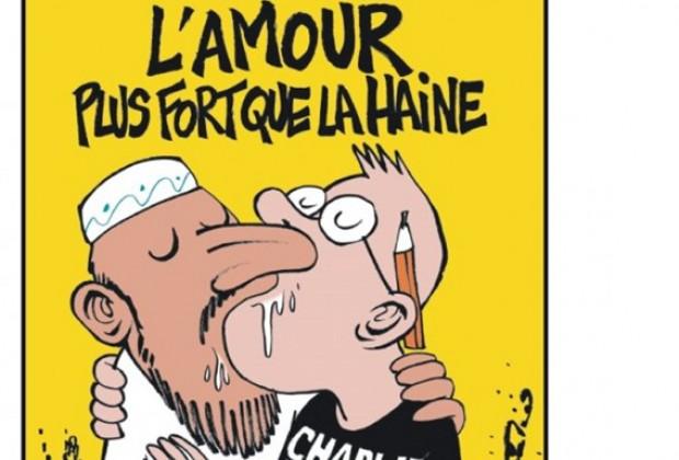 Charlie Hebdo: la infamia