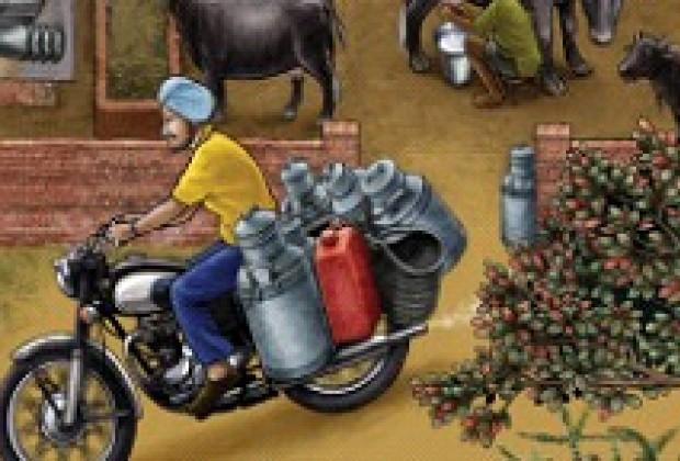 La reseña de Profética: La Nueva Novela Gráfica en la India