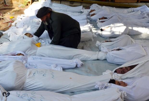 Siria ensangrentada