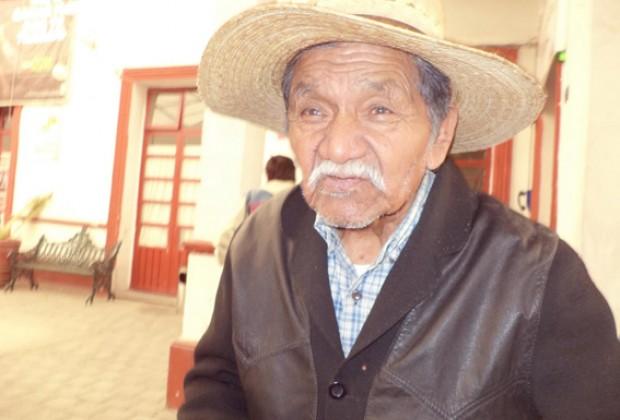 Delfino Flores Melga, su vida fue el pueblo