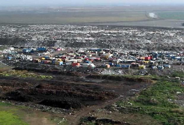 En Texcoco: una solución al basurero más grande del mundo