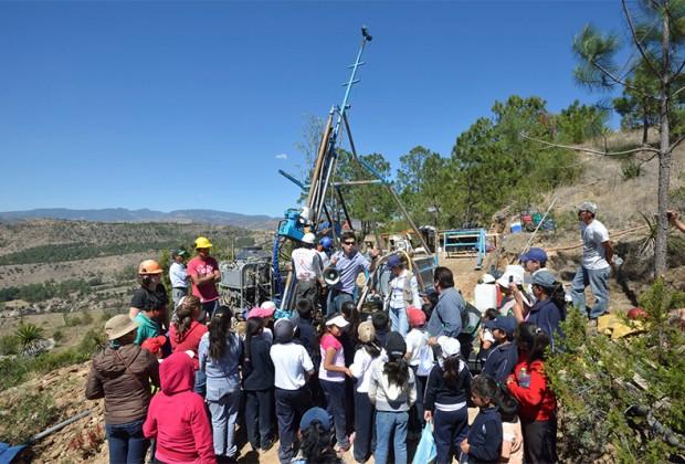 Viaje a la tierra prometida por los canadienses en Ixtacamaxtitlán