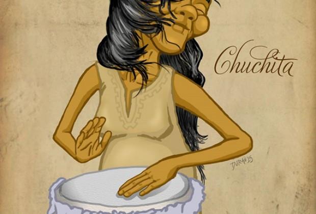 Chuchita, la historiadora de tres mil años en Facebook