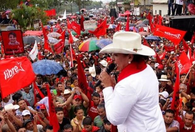 Honduras y México, el mismo  libreto.