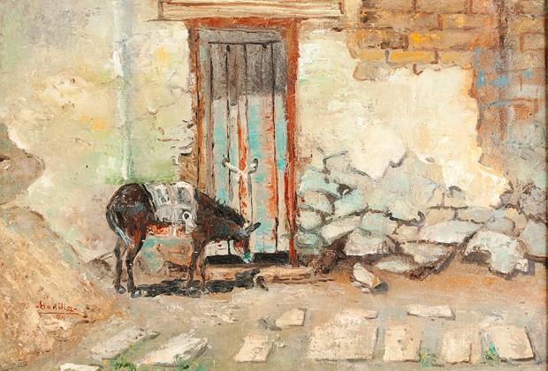 Origen, memoria y destino en el pintor Rafael Bonilla (1924-2011)