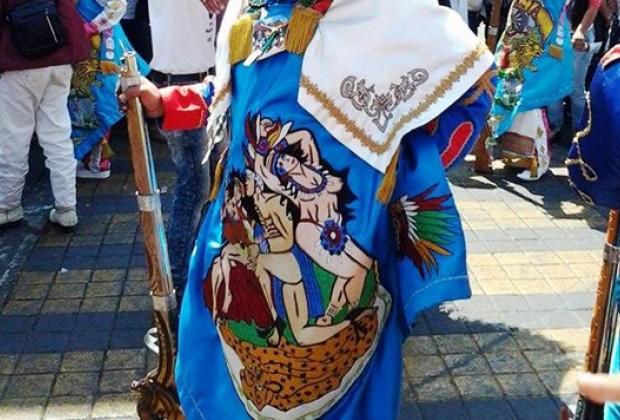 """""""Ai vienen los huehues…"""" Cien años de tradición en Cholula"""