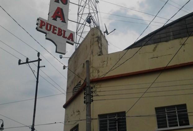 Arena Puebla, lucha y catarsis de una longeva mujer