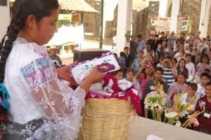 Tortilla, lingüística y espíritu en un pueblo náhuatl