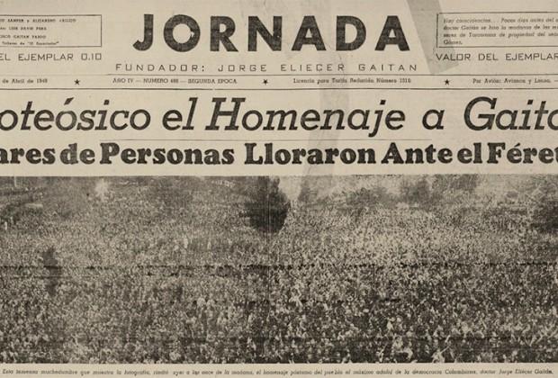 """El """"Bogotazo"""", la tragedia colombiana y el despegue de un joven escritor"""