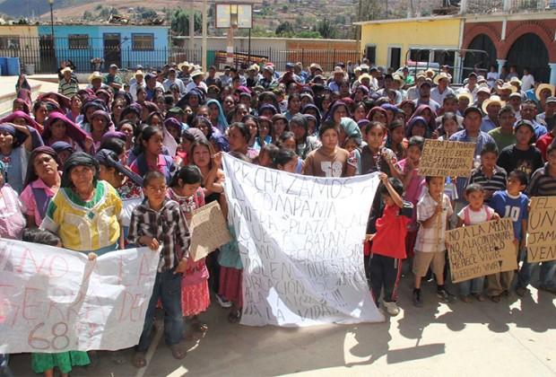 Magdalena de Teitipac: Somos esta tierra