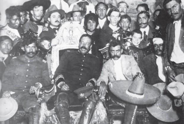 4/XII/ 1914, Villa y Zapata en Xochimilco: el país que no ganó la guerra