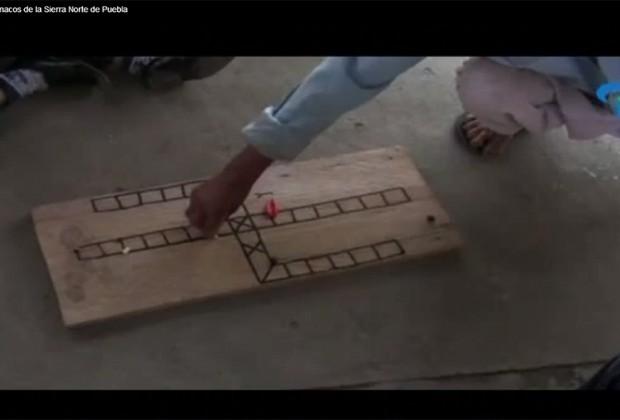 El Tzum, un juego totonaco en la Sierra Norte de Puebla