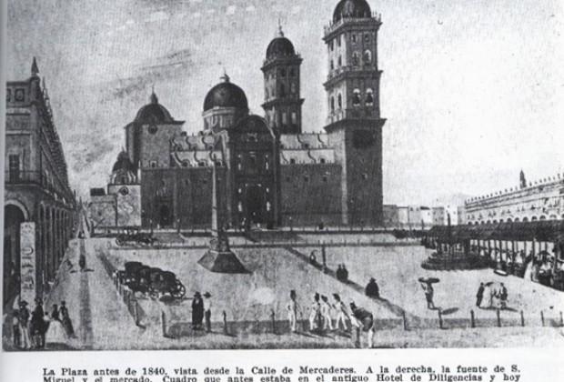 La Puebla de los Ángeles, I846-1855- Parte III