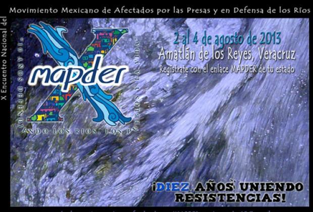 MAPDER: Diez años de organización civil en defensa de los ríos