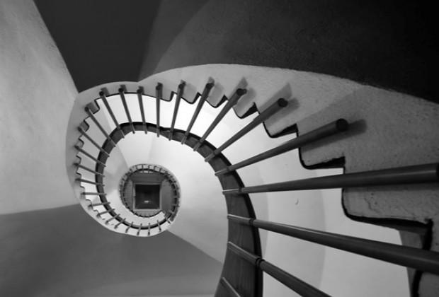 ¿Arco o escalera?