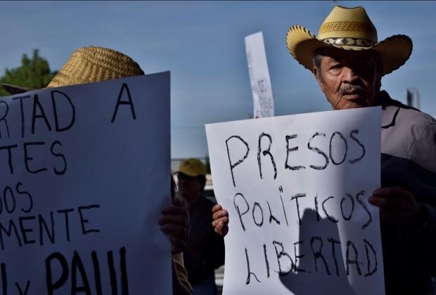 De sátrapas y ciudadanos: el Estado contra sus presos políticos en Puebla