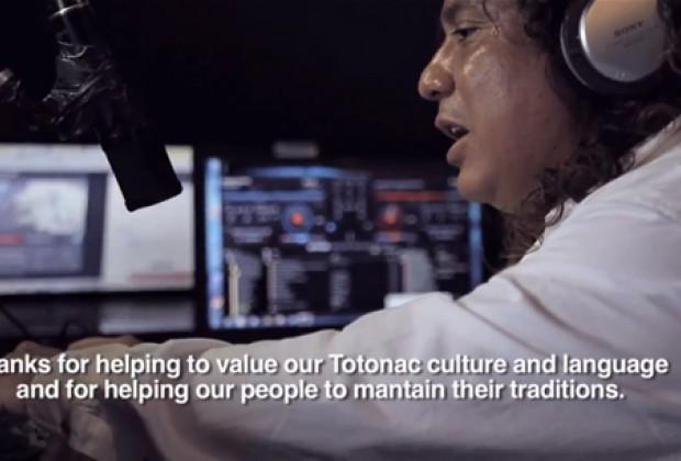 Lo profundo de México: un curandero totonaco cumple seis años en la radio de Nueva York