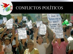 Conflictos politicos