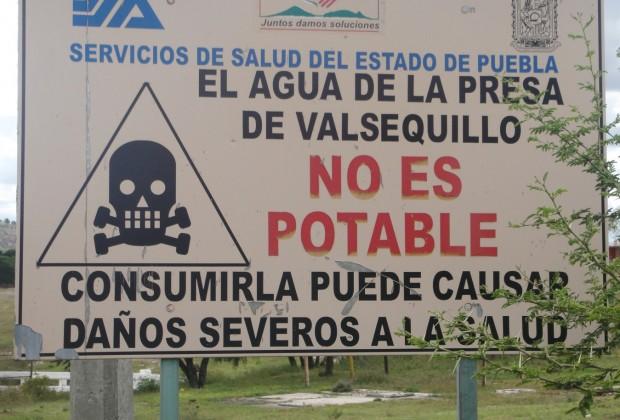 Es nuestro río, es nuestra contaminación, es nuestro lago muerto