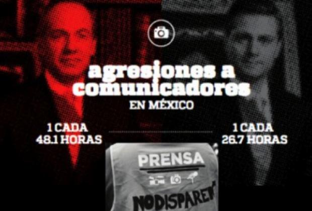 Sobre la violencia contra la prensa en México
