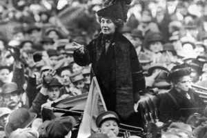 Sufragistas: la rebelión de las mujeres al empezar el siglo XX