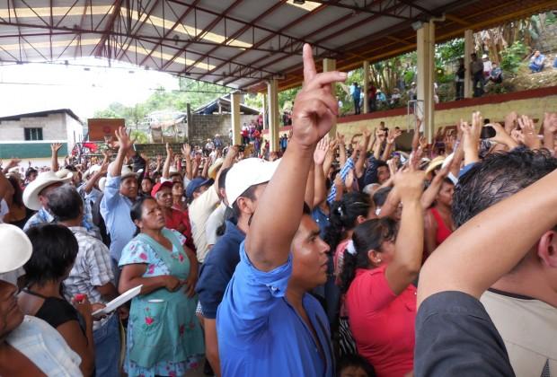 La rebelión contra la hidroeléctrica en San Felipe Tepatlán