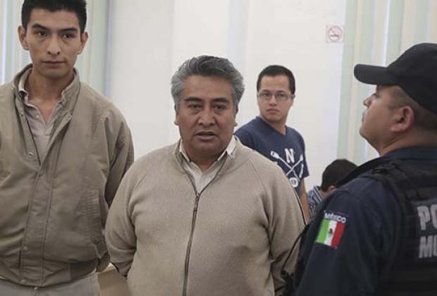 Adán y Paul Xicale, un año en la cárcel por defender el patrimonio cultural de las Cholulas.