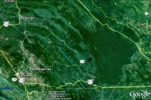 Viaje al fin de la selva: Galería de un  río revuelto