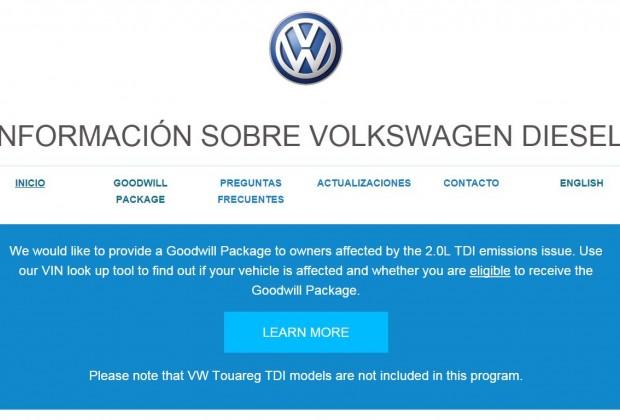 Volkswagen se mueve: regala mil dólares a sus clientes… en Estados Unidos